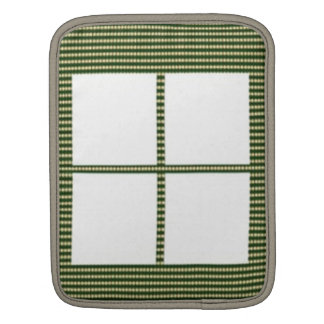Theme Four Square - Satin Silk Sleek Designs Sleeves For iPads
