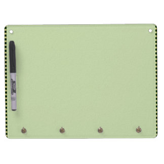 Theme GREEN Shades : Diamond Windows Dry Erase Board With Keychain Holder