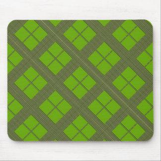 Theme GREEN Shades : Diamond Windows Mouse Pad