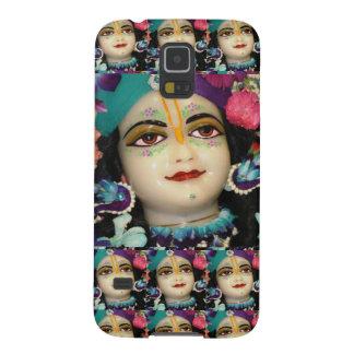 Theme : KRISHNA Devotion Chant n Meditate Galaxy S5 Case
