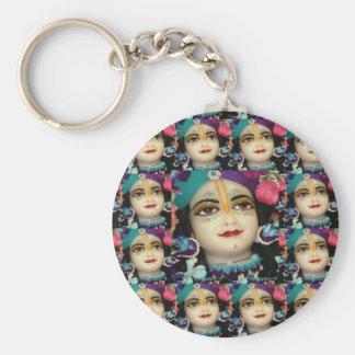 Theme : KRISHNA Devotion Chant n Meditate Key Chain