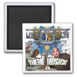 Theme Musick Magnet