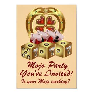 Theme Party boyfriend Card
