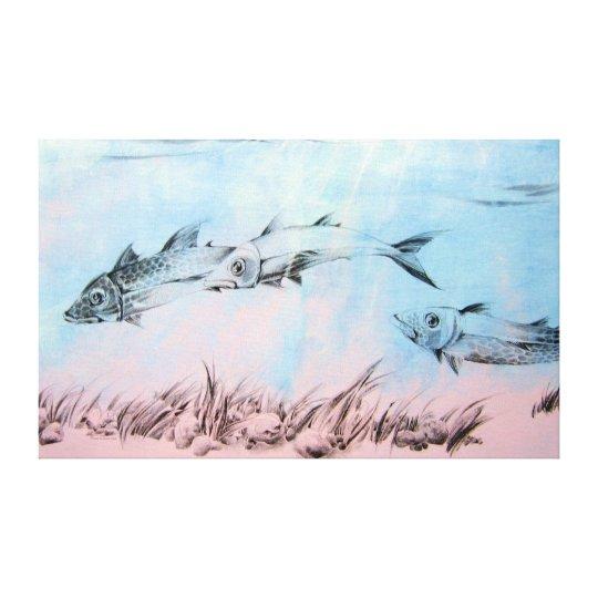 Theme & Variations Canvas Print