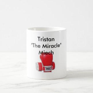"""TheMiracle, Tristan """" el milagro """" Miech Taza Básica Blanca"""