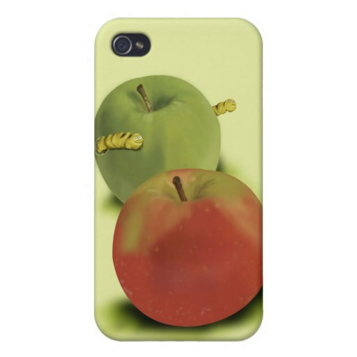 Them's Apples iPhone 4 Cover