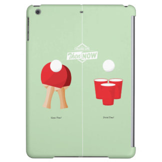 Then And Now: Ping Pong iPad Air Covers