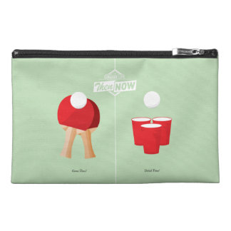 Then And Now: Ping Pong Travel Accessories Bag