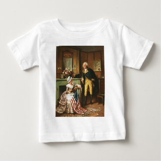 Then Now and Forever by Percy Moran Baby T-Shirt