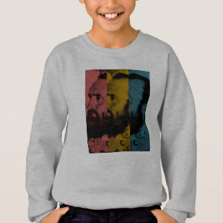Then, Sir, we will give them the bayonet! Sweatshirt