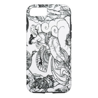 'Then The Queen of the Air Fluttered into The Room iPhone 7 Case