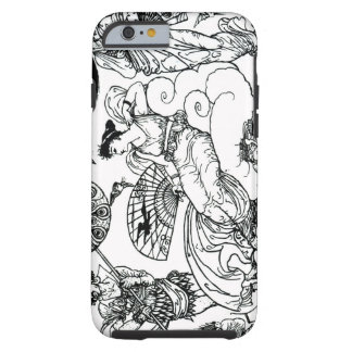 'Then The Queen of the Air Fluttered into The Room Tough iPhone 6 Case