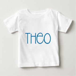 Theo blue Infant T-shirt