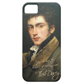 Theo Darcy iPhone 5 case