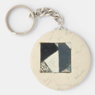 Theo Doesburg Studie voor Contra compositie XVIII Key Chain