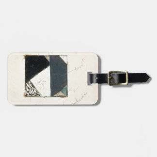 Theo Doesburg:Studie voor Contra compositie XVIII Luggage Tags