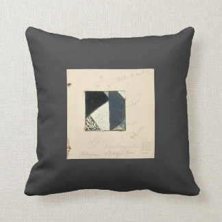 Theo Doesburg:Studie voor Contra compositie XVIII Throw Pillows