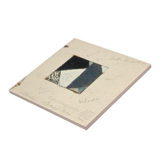 Theo Doesburg:Studie voor Contra compositie XVIII Tile