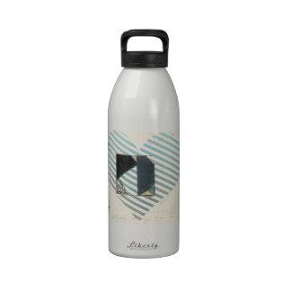 Theo Doesburg:Studie voor Contra compositie XVIII Reusable Water Bottle