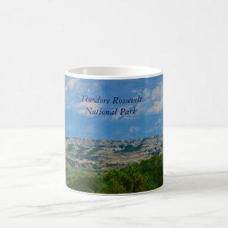 Theo. Roosevelt NP North Dakota Coffee Mug