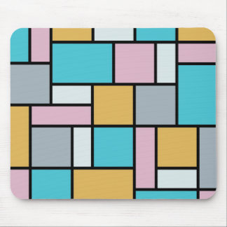 Theo Van Doesburg - Composition XVII Mouse Pad