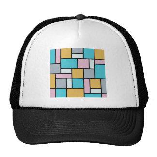 Theo Van Doesburg - Composition XVII Trucker Hat