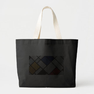 Theo van Doesburg Contra-Composition XVI Jumbo Tote Bag