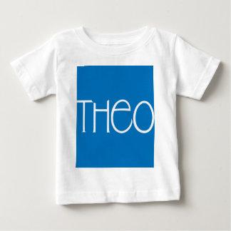 Theo white Infant T-shirt