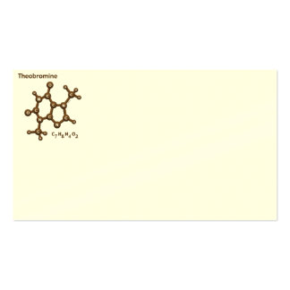 Theobromine Business Cards