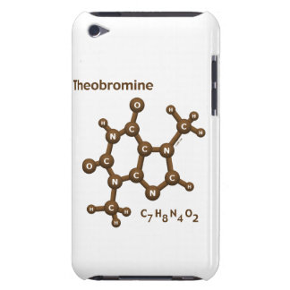 Theobromine Barely There iPod Cases