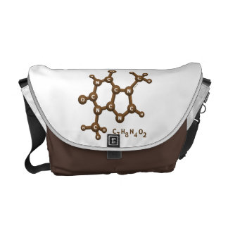 Theobromine Courier Bags