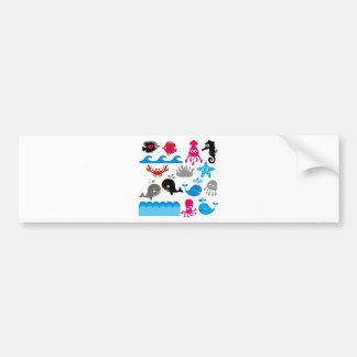 TheOcean2 Bumper Sticker