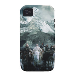 Theoden and the Fellowship iPhone 4/4S Case