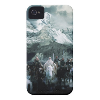 Theoden and the Fellowship iPhone 4 Case-Mate Cases