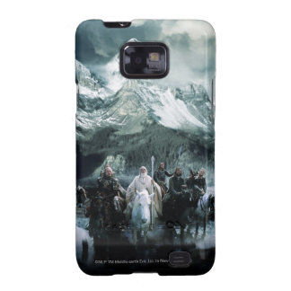 Theoden and the Fellowship Samsung Galaxy SII Cases