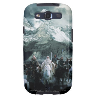 Theoden and the Fellowship Galaxy S3 Covers