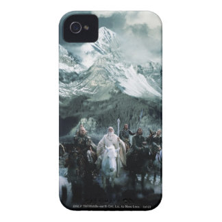Theoden and the Fellowship iPhone 4 Covers