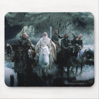 Theoden and the Fellowship Mouse Pad