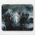 Theoden and the Fellowship Mousepads