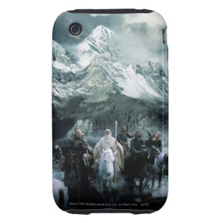 Theoden and the Fellowship Tough iPhone 3 Covers