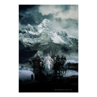 Theoden y la beca póster