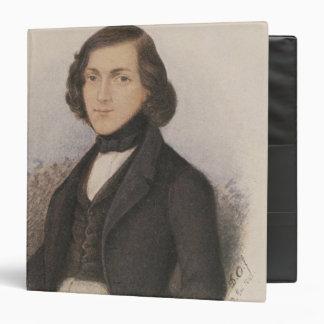 """Theodor Fontane, 1843 Carpeta 1 1/2"""""""