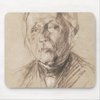 Theodor Fontane, 1896 Mouse Pad