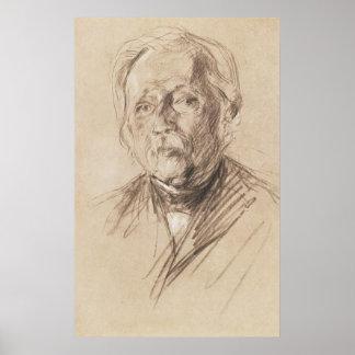Theodor Fontane, 1896 Póster