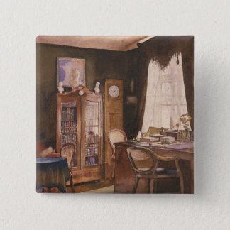 Theodor Fontane's Study Button