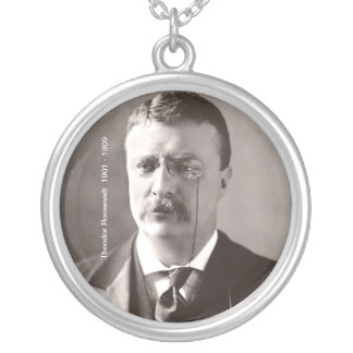 Theodor Roosevelt  Necklace