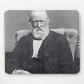Theodor Storm, c.1886 Mouse Pad