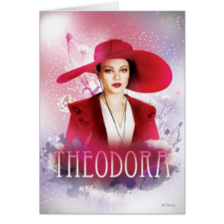 Theodora Card