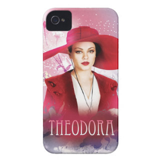 Theodora iPhone 4 Covers