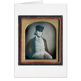 Theodore D. Judah [CA 1848] Tarjeta De Felicitación